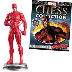 Daredevil pawn chess piece