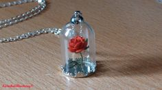 The Little Prince's Rose. Silver/Bronze by NarwhalBlueberry