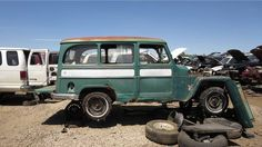 Jeep similar to what Grandpa had.