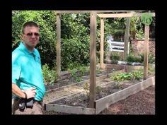 Garden Landscape Design in Augusta GA by Dalzell Design Landscaping