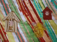 Arts visuels - Les trois petits cochons