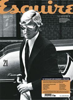 Robert Redford // Esquire magazine style icon article.