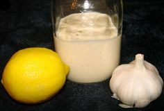 Creamy Caesar Salad Dressing Recipe - Food.com...a bit zesty...very good replacement for the store bought.