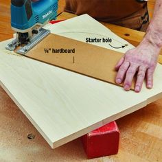 Woodworking Jigsaw Make cleaner jigsaw cuts Woodworking Jigsaw, Woodworking Books, Woodworking Projects, Best Jigsaw, Wood Magazine, Woodworking Inspiration, Diy Wood Projects, Best Face Products, Wood Turning
