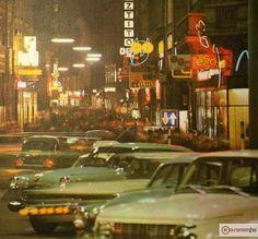 Budapest 1972 (Váci utca)