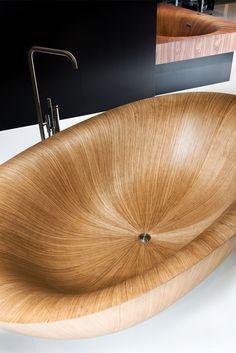 Great Ideas for an Appealing Wooden Bathroom Design   http://www.designrulz.com/design/2014/09/great-ideas-appealing-wooden-bathroom-design/