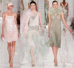 Ralph Lauren Spring 2012 Fashion Show during New York Fashion Week