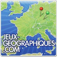Jeux éducatifs - Géographie jeux gratuits