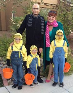Family Themed Halloween Outfits