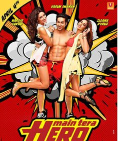 The trailer of one of the most anticipated films of the year 'Main Tera Hero' was launched. David Dhawan is back with a bang, this time with his son Varun Dhawan. The promo is colourful, has packed with dhamaakedaar action and some crazy dialogues. #varundhawanmovie #varundhawanupcomingmovie #'MainTeraHero
