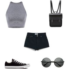 Untitled #71 by mb-101 on Polyvore featuring polyvore fashion style MANGO Converse The Cambridge Satchel Company