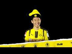 Frohe Weihnachten von Borussia Dortmund! - YouTube