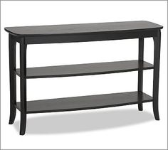 Chloe Console Table #potterybarn