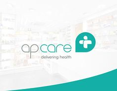 """Check out this @Behance project: """"AP CARE - Logo and Branding"""" https://www.behance.net/gallery/18610155/AP-CARE-Logo-and-Branding"""