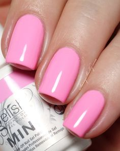 Gelish MINI Look at You Pink-achu!  - Hello Pretty collection for Summer 2015 |  Sassy Shelly