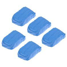 5 Pz 180g Car Auto Magic Clean Argilla Bar Auto Camion Blu Strumenti di pulizia Argilla Bar Auto Detailing Cura Clean Argilla Fanghi di Lavaggio fango