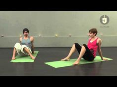 Gerincjóga kezdőknek - YouTube Leslie Sansone, Tai Chi, Zumba, Back Pain, Yoga Fitness, Pilates, Gym, Poses, Workout