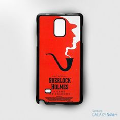 Sherlock Holmes for Samsung Galaxy Note 2/Note 3/Note 4/Note 5/Note Edge phonecases