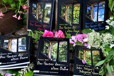 """Alle Buchausgaben aus dem Projekt """"Verbotener Garten"""""""