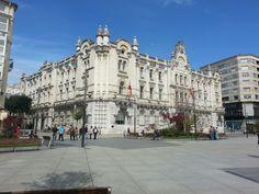 Ayuntamiento de #Santander en  #Cantabria | #Spain