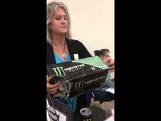 Watch In Awe As This Lady Explains Why Monster Is The Devil. Share this with everyone. No one should drink these