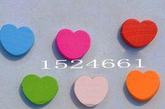 Muzhu hearts 18x6mm, 30pcs * *  fashion jewelry wholesale spacers wooden beadswood lampwork shamballa♦️ SMS - F A S H I O N 💢👉🏿 http://www.sms.hr/products/muzhu-hearts-18x6mm-30pcs-fashion-jewelry-wholesale-spacers-wooden-beadswood-lampwork-shamballa/ US $1.26