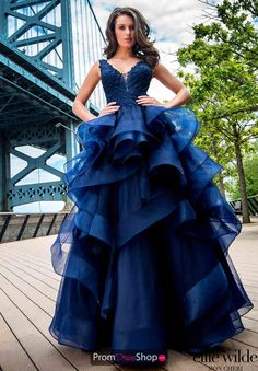 64d2fcbb024 Long Lace Ellie Wilde Dress EW117081