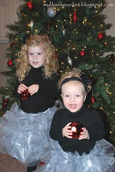 Tulle Christmas Skirts