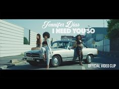 Jennifer Dias - I Need You So (Kizomba 2015) - YouTube