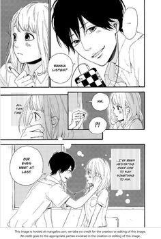 #orange #manga #shojo
