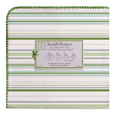 This adorable receiving blanket is made of cotton flannel, the same material most hospitals choose when bringing babies to the world. This blanket is definitely doing something right. - See more at: http://www.babyblankets.com/blankets/swaddle-designs-receiving-blanket-stripes.html?color=494#sthash.ktn1aaOe.dpuf