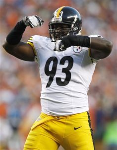 Time to step up for 2013 Jason Worilds Pittsburgh Steelers Pictures 36d906975