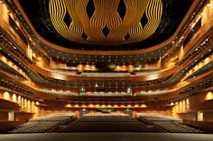 Butterfly-Winged Wuxi Grand Theatre is a New Eco Cultural Landmark in China