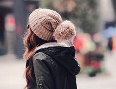 10 Fashion Gallery HATS Streetstyle # Winter 2012 on charliestine.net