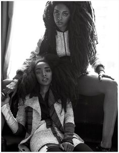 """Cosmopolitan: Cipriana Quann & TK Quann """"The Stylish Twins You Need to Follow on Instagram Right Now"""""""