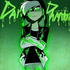 danny phantom by ohthree on deviantART