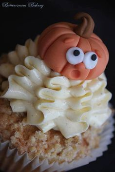 Halloween cupcake idea