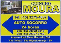 GUINCHO MOURA SOCORRO 24 HORAS