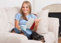 Home Comforts Look around your house and  think about making your life easier, safer, and more supportive.