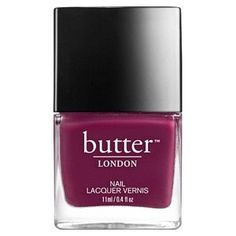 butter LONDON Trend Nail Lacquer - Knees Up Achieve salon-style results from home with the butter LONDON Knees Up Trend Nail Lacquer Simple Nails Design, Nail Design Spring, Opal Nails, Pink Nails, One Stroke, Glitter Nail Polish, Nail Polish Colors, Sephora, Formaldehyde Free Nail Polish
