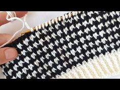 yapımı çok kolay Tunus işi örgü modeli - YouTube Tunisian Crochet, Bargello, Beautiful Crochet, True Love, Harry Styles, Lana, Crochet Projects, The Incredibles, Pattern