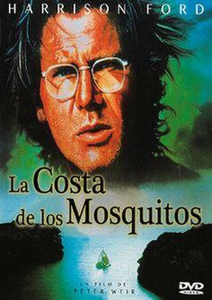 La costa de los mosquitos [Vídeo (DVD)] / dirigida por Peter Weir. Distribuida por Underground Pictures, D.L. 2014