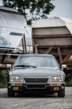 Citroën CX was Inspired By, Named For, and Shaped by Aerodynamics - Petrolicious