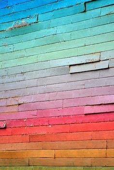 Rainbow Wall ჱ ܓ ჱ ᴀ ρᴇᴀcᴇғυʟ ρᴀʀᴀᴅısᴇ ჱ ܓ ჱ ✿⊱╮ ♡ ❊ ** Buona giornata ** ❊ ~ ❤✿❤ ♫ ♥ X ღɱɧღ ❤ ~ Fr 16th Jan 2015