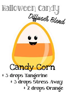 It's Monday - that means it's time for another Halloween Candy Diffuser Blend! 🙌🙌 The weather is still rainy and yucky so lets warm up your homes with some yummy candy smells! Get your delicious smelling oils here Fall Essential Oils, Essential Oil Diffuser Blends, Essential Oil Uses, Young Living Essential Oils, Young Living Diffuser, Young Living Oils, Diffuser Recipes, Halloween Candy, Emeralds