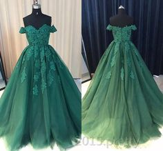 Real Picture Formal Dresses Evening Party Wear Off the Shoulder Beaded Prom Gown Straps Prom Dresses, Pretty Prom Dresses, A Line Prom Dresses, Prom Party Dresses, Quinceanera Dresses, Beautiful Dresses, Party Dresses Online, Event Dresses, Formal Dresses
