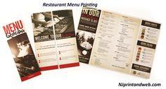 The U.S. Menu collection provides Print Restaurant Menu, Restaurant Week Menu printing at Njprintandweb.com.