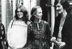 Dian Fossey, Jane Goodall and Birute Galdikas -- Three of the most inspirational women ever.