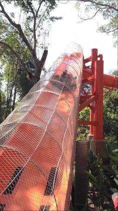 """Atracciones Parque Acuático Xocomil """"Tamagás"""""""