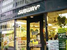 Subway Stores in Oregon First to Offer Gluten-Free Options Statewide